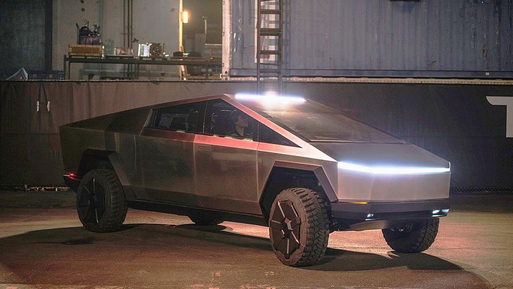 Tesla CyberTruck to be Transformed Into a Tiny Mobile Home